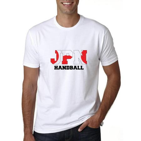 Japan Handball - Olympic Games - Rio - Flag Men's T-Shirt