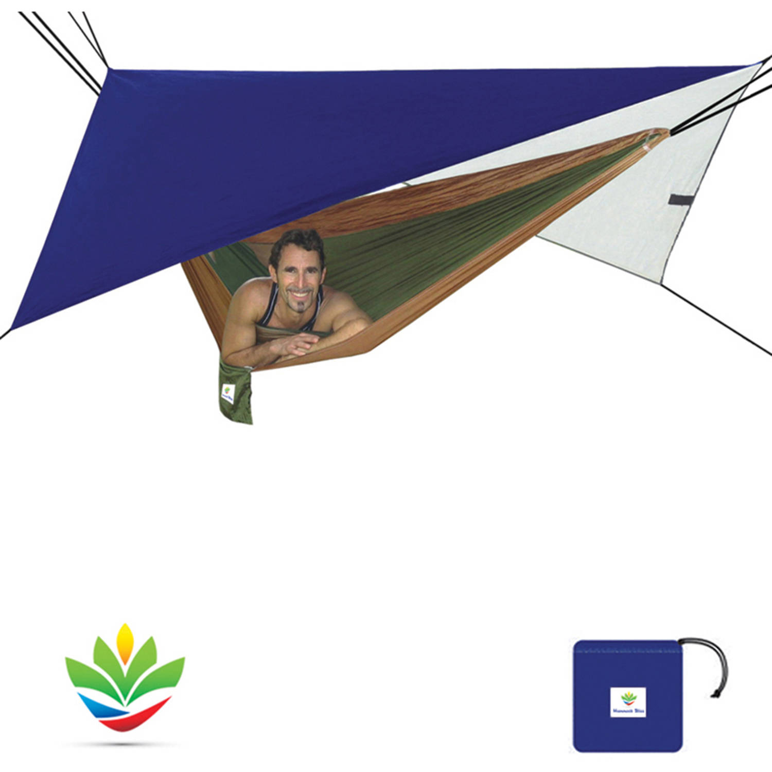 Click here to buy Hammock Bliss Bliss All Purpose Shelter by Hammock Bliss.
