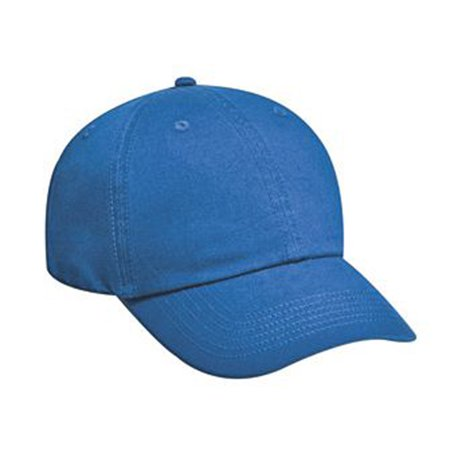 Otto Cap Deluxe Garment Washed Cotton Twill Low Profile Style Caps - Hat / Cap for Summer, Sports, Picnic, Casual wear and Reunion