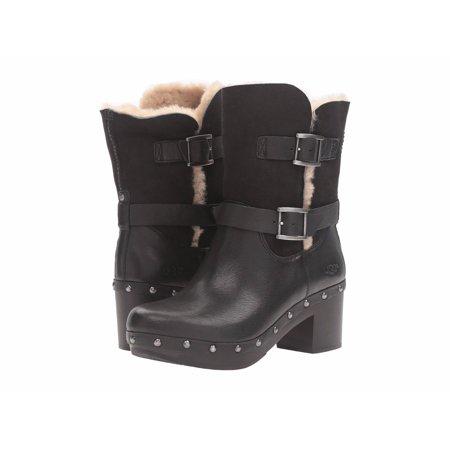 437d224e5ab Women's Brea Mid-Calf Platform Clog Boots 1013054