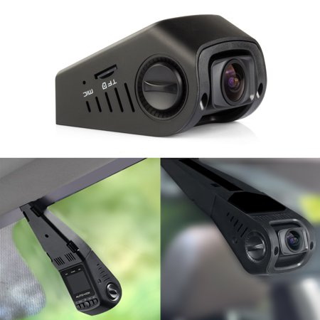 Auto Vox B40c Stealth Car Dashboard Camera Capacitor A118c Mini Dash Cam Full 1080P Hd Video No Internal Battery 170  Super Wide Angle 6G Lens With G Sensor Wdr Night Vision Loop Recording