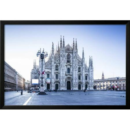 the duomo di milano milan cathedral milan lombardy italy europe