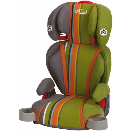 Graco TurboBooster High Back Booster Car Seat Gecko