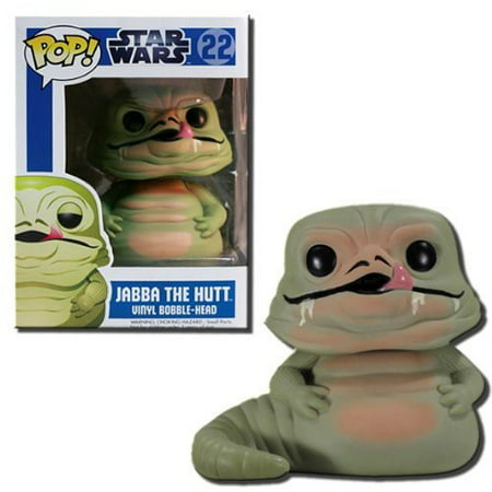 FUNKO POP! STAR WARS: JABBA THE HUTT