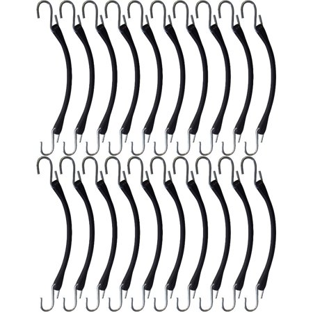 20 Pack Natural Rubber 9