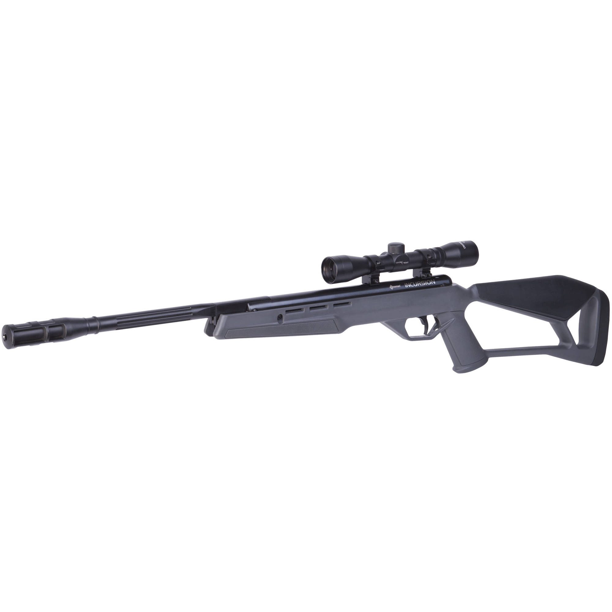 Crosman Incursion NP .177 Caliber Break Barrel Air Rifle with Scope, 1200fps by Crosman