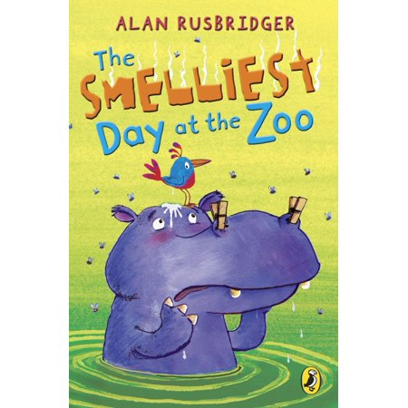 The Smelliest Day at the Zoo - eBook - Halloween At The Zoo Book