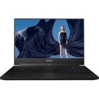 "Gigabyte AERO 15.6"" Gaming Laptop, Intel Core i7-8750H, NVIDIA GeForce GTX 1070 GDDR5 8GB, DDR4 16GBx1, 512GB M.2 PCIe, Win10, 15X V8-BK4"