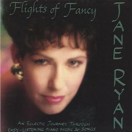 Jane Ryan   Flights Of Fancy  Cd