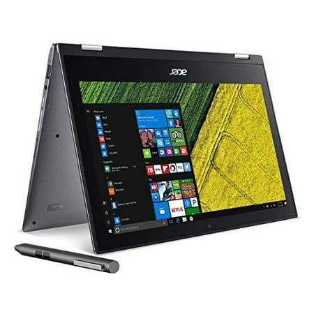 2018 Newest Renewed Acer Convertible 2-in-1 UltraBook-11.6in FHD(1920 x 1080) IPS Touchscreen, Intel Celeron Dual-Core N3350