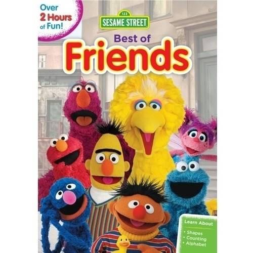 Sesame Street: Best Of Friends (Full Frame)