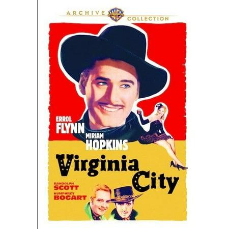 Virginia City (DVD) (Party City Winchester Virginia)