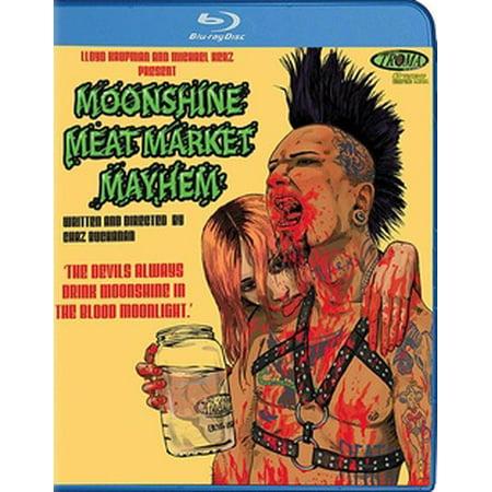 Moonshine Meat Market Mayhem (Blu-ray)](Halloween Moonshine)