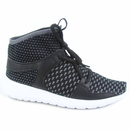 f8a8a2d5ffa02c Relax-22 Women s Fashion High Top Light Weight Sport Sneakers Running Shoes  Image 1 of