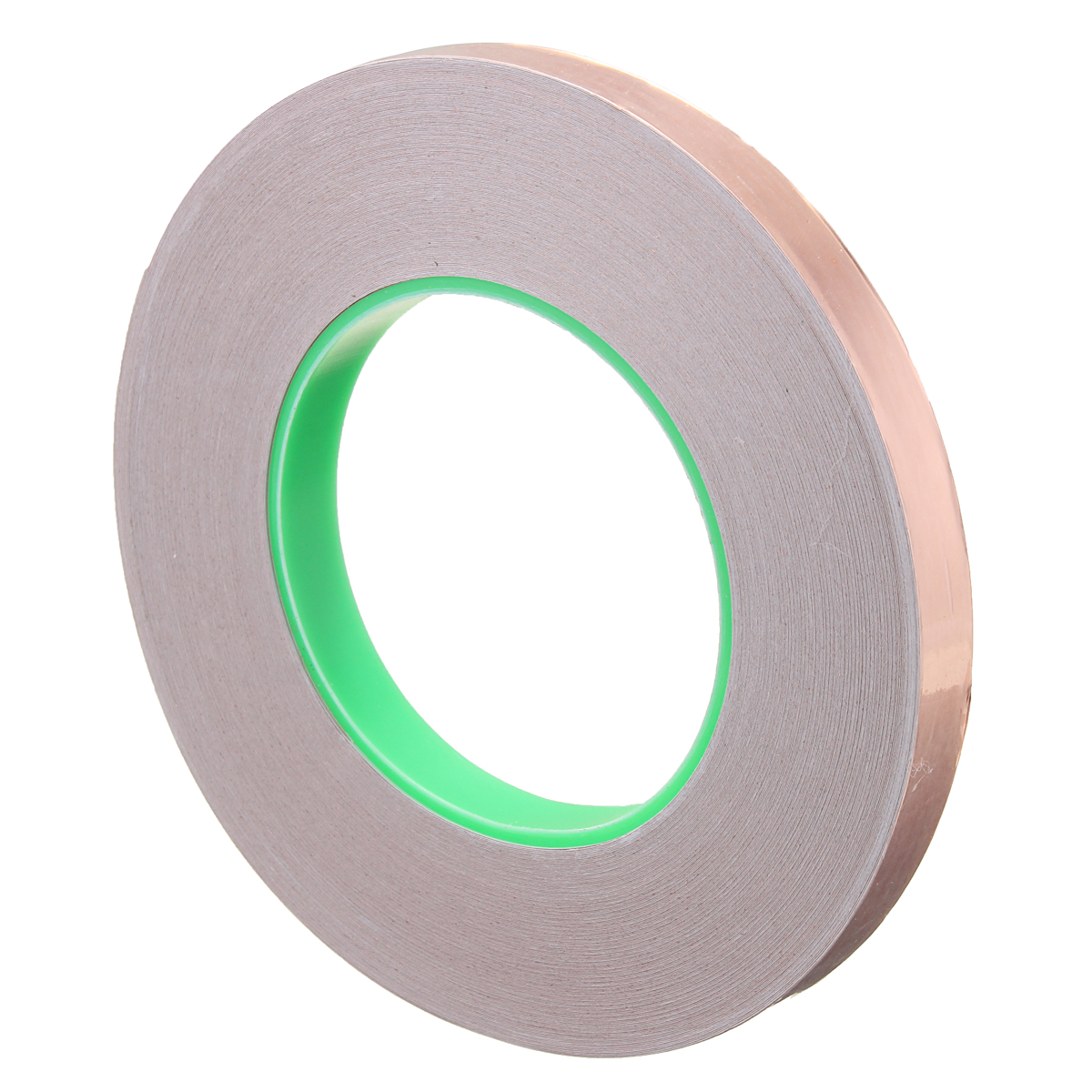 """10mmx50m Copper Foil Tape 3//8/"""" x 55 Yds Non-Conductive Adhesive Ship from USA"""