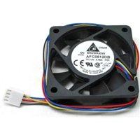 Delta 23-6015-02 60 x 60 x 15 mm. Ball Bearing Cooling Fan