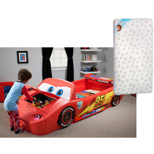 sc 1 st  Walmart.com : lighting mcqueen twin bed - www.canuckmediamonitor.org