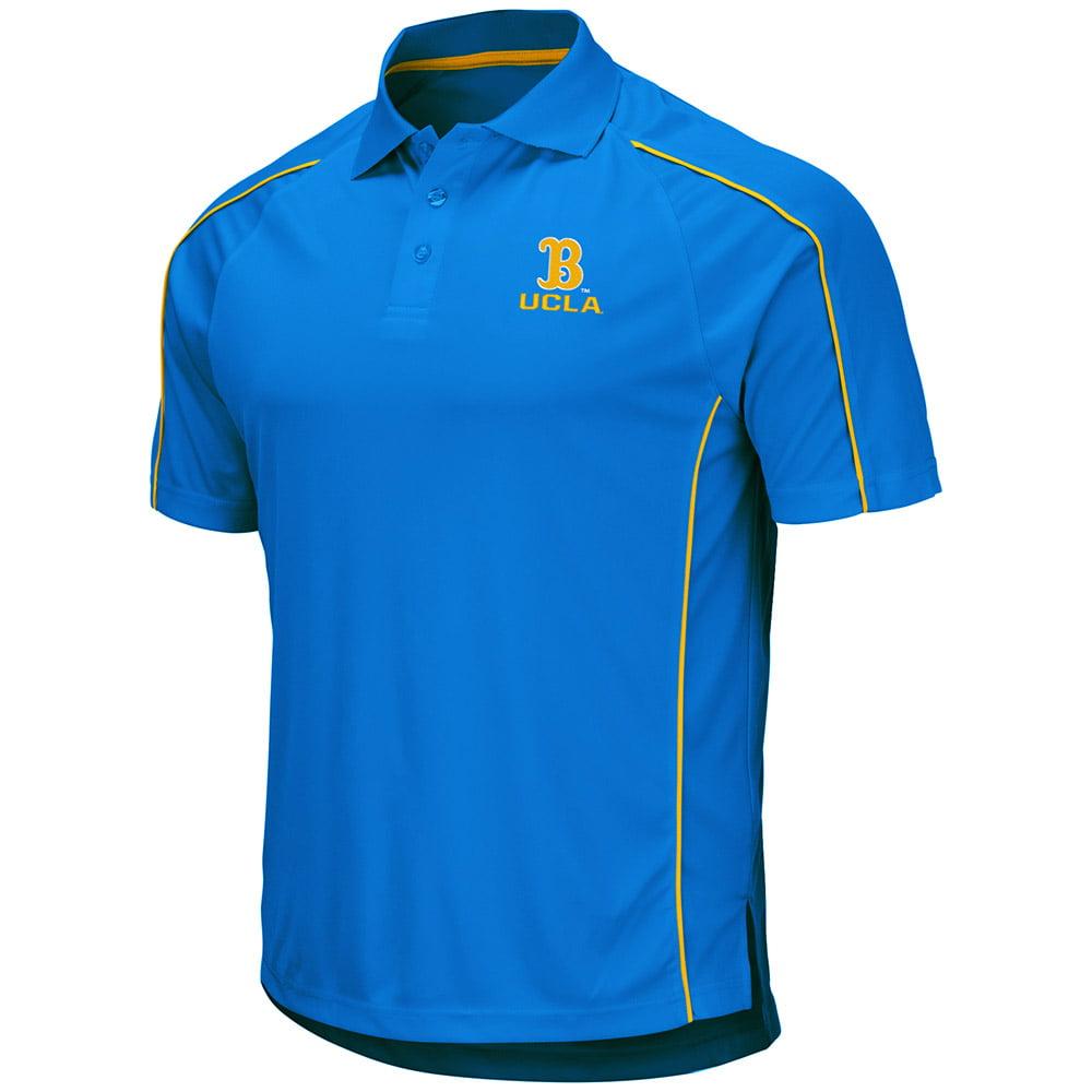 "UCLA Bruins NCAA ""Bunker"" Men's Performance Polo Shirt"