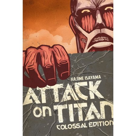 Attack on Titan: Colossal Edition 1 for $<!---->