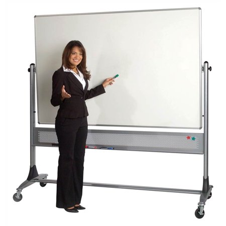 Projection Plus Platinum Reversible Boards - - Projection Plus Markerboard