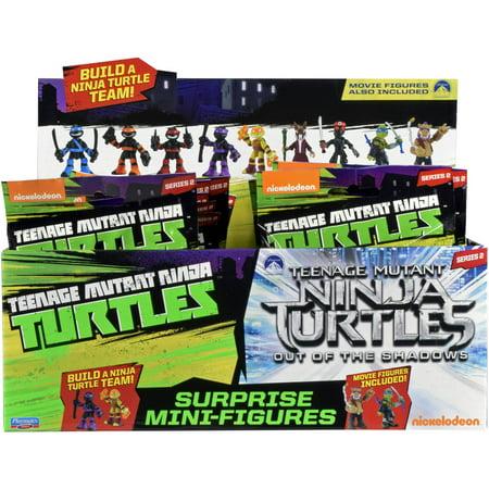 Teenage Mutant Ninja Turtles Mini Figure, Series 2
