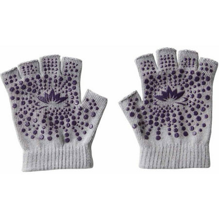 Lotus Non-Slip Yoga Gloves