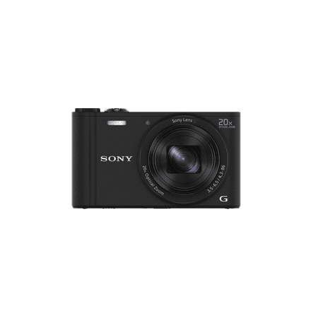 DSC-WX350/B Point and Shoot Digital Still Camera (Best Sony Point And Shoot)