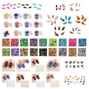 Mystery Surprise Nail Art Supply Kit