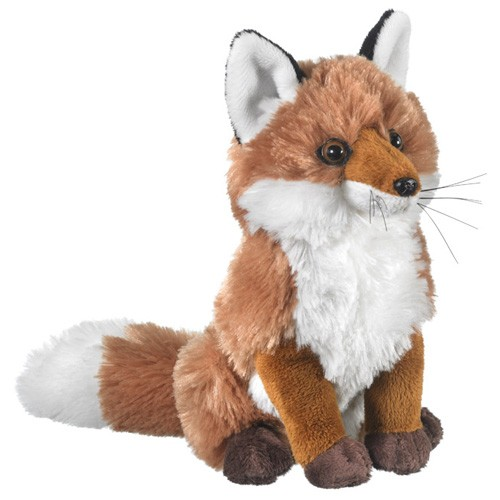 "9"" Fox Plush"