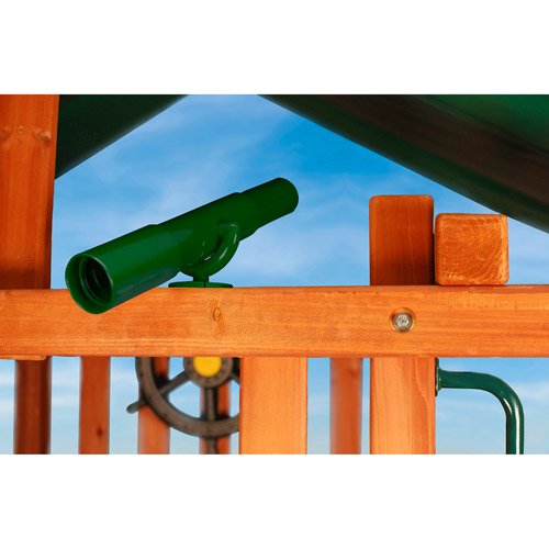 Gorilla Playsets Toy Telescope, Green