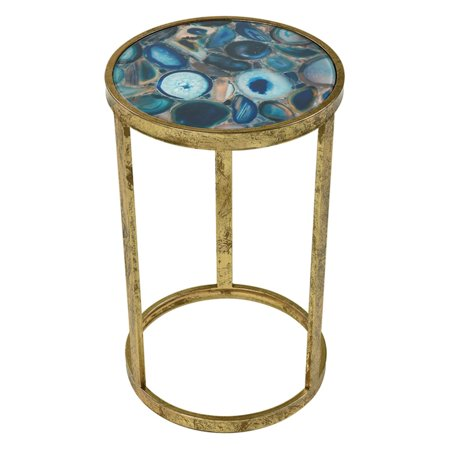 Sterling Krete Accent Table