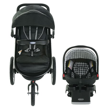 Graco - FastAction Click Connect Travel System - Colton - image 2 of 4