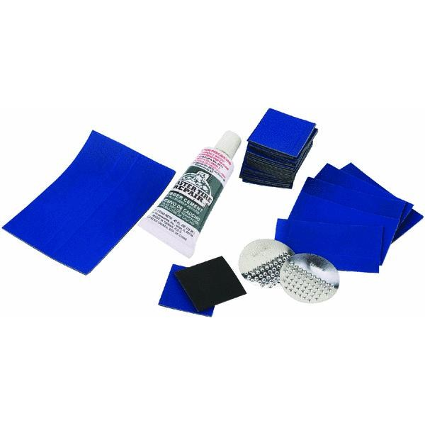 Master Tire Repair Deluxe Rubber Patch Kit, PartNo 24448, by Custom Accessories,