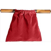 Artistic Manufacturing 922341 Offering Bag Two Handled Red Velvet 10X9.25 In.