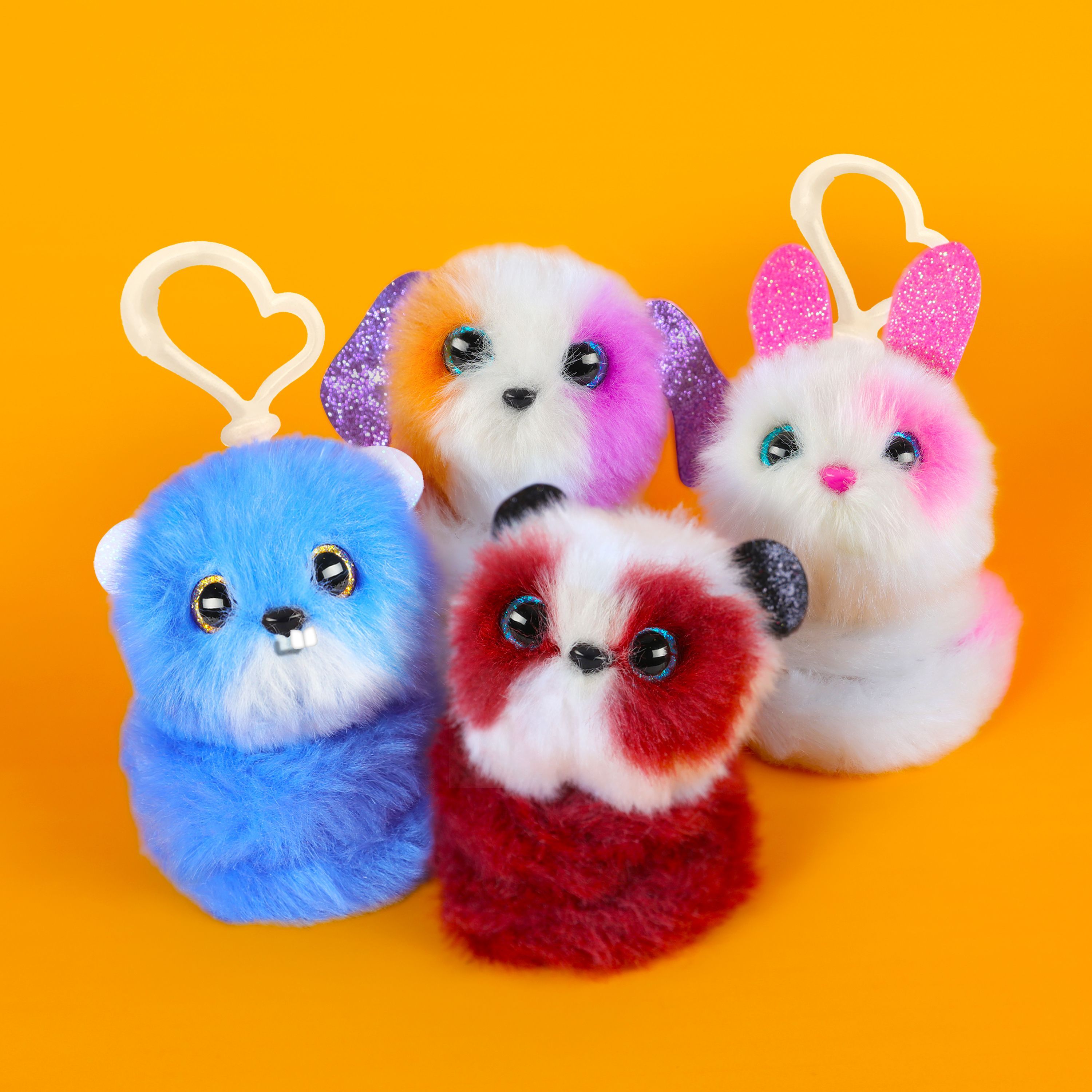 Pomsie Poos 4-Pack Assortment 1