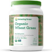 Amazing grass organic wheatgrass powder, 1.8 lb