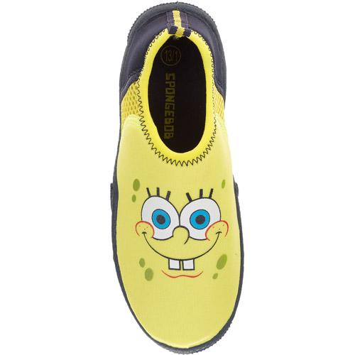 Nickelodeon - Kids' SpongeBob SquarePants Face Water Shoes