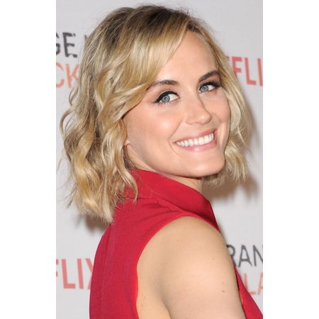 Taylor Schilling At Arrivals For Netflix Celebrates Orange Is The New Black With Orangecon 2015 Skylight Clarkson Square New York Ny June 11 2015 Photo By Kristin Callahaneverett Collection Photo Prin