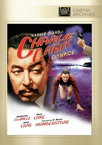 Charlie Chan At The Olympics ( (DVD)) by