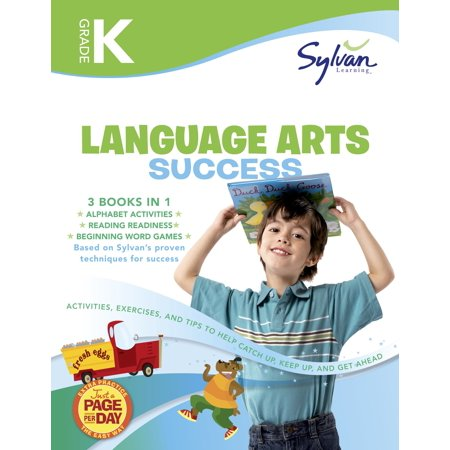 Kindergarten Jumbo Language Arts Success Workbook : Activities, Exercises, and Tips to Help Catch Up, Keep Up, and Get Ahead](Halloween Art Activities For Kindergarten)