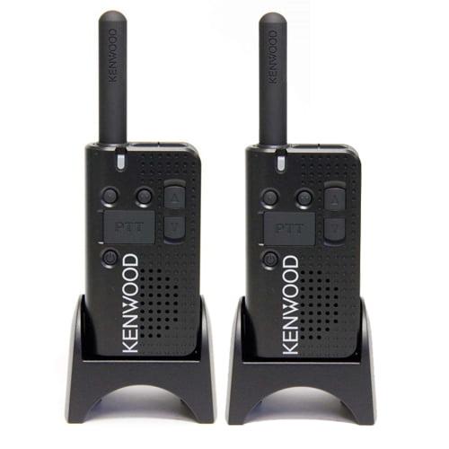 Kenwood PKT-23K (2 Pack) Walkie Talkie - Two Way Radio