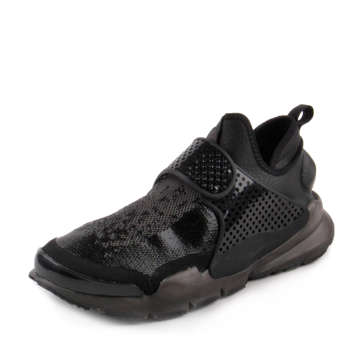 Nike Mens Stone Island Sock Dart Mid Black/Sail 910090-001