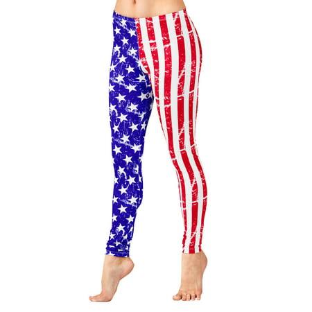 43de14e7ef9f Adult American Flag Leggings. Average rating 0out of5stars