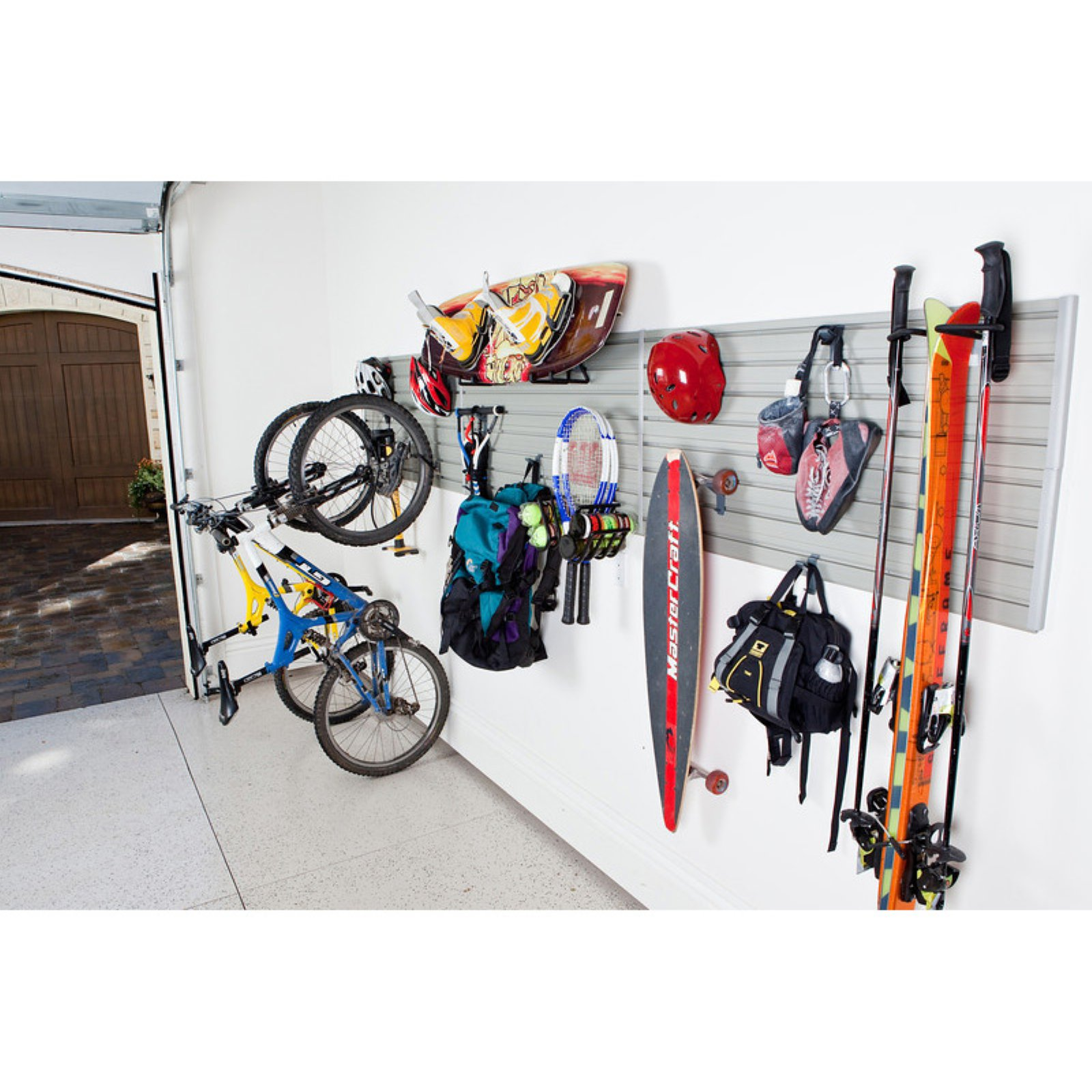 Flow Wall Sports and Recreation Storage System