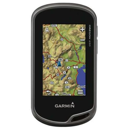 Garmin Oregon650 Handheld Gps Navigator, 1.3 In.