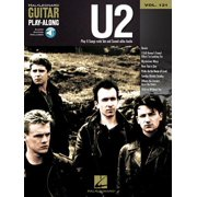 U2: Guitar Play-Along Volume 121 (Other)