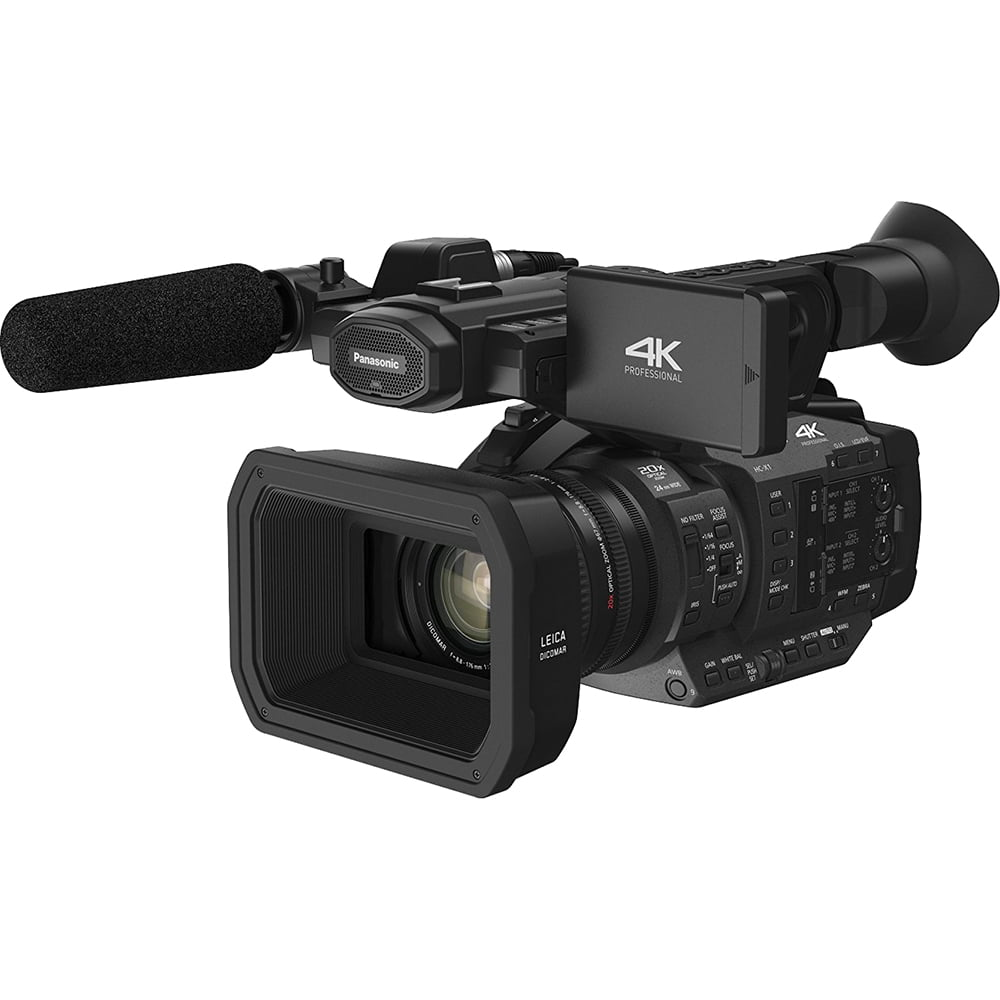 Panasonic HC-X1 4K Ultra HD Professional Camcorder by Panasonic