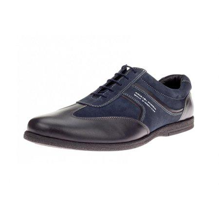 DTI GV Executive Men's Go Kart Leather Shoes Fashion Sneaker