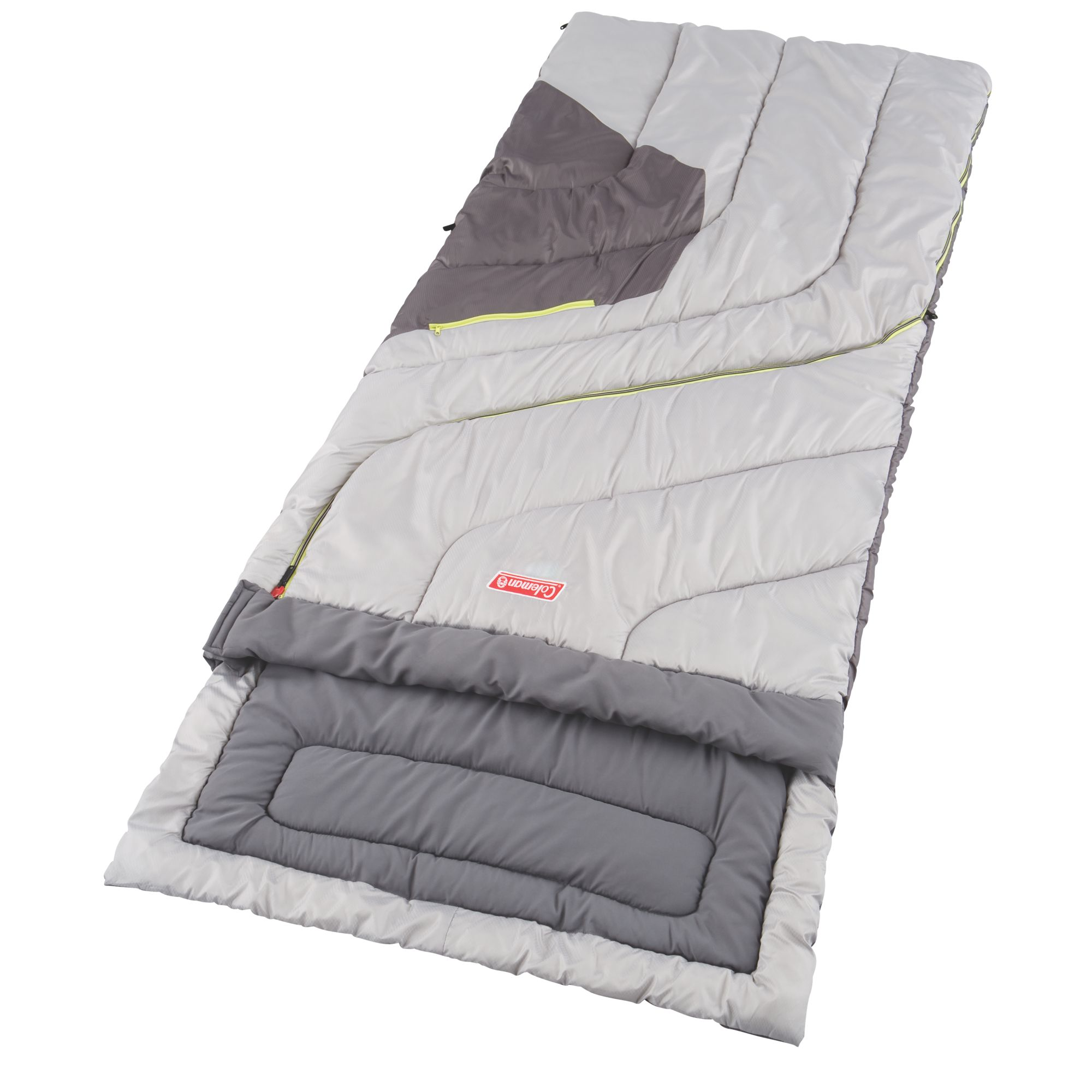Coleman Adjustable Comfort 30- to 70-Degree Adult Sleeping Bag by COLEMAN
