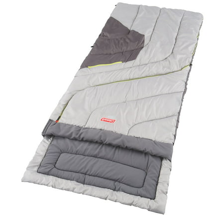 Coleman Adjustable Comfort 30- to 70-Degree Adult Sleeping - Elmo Sleeping Bag